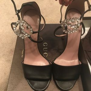 Authentic gently used Gucci heels